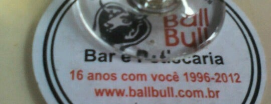 Ball Bull is one of Curitiba Old School.