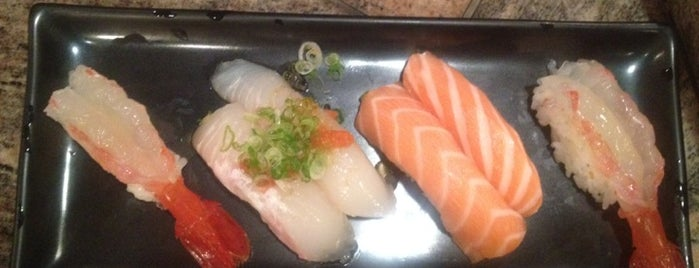 Sushi Ike is one of Thrillist's Best Day of Your Life: LA.