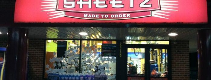 SHEETZ is one of Georgia Bound.