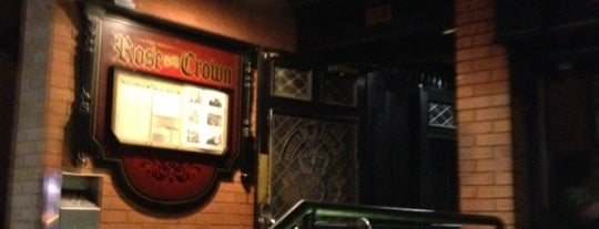 The Rose and Crown is one of Toronto.
