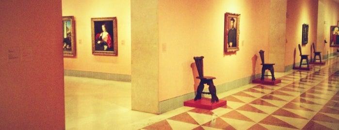 Museo Thyssen-Bornemisza is one of Madrid, baby!.
