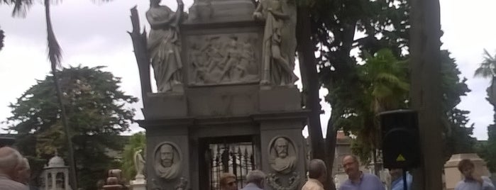 Cementerio Central is one of Trips.