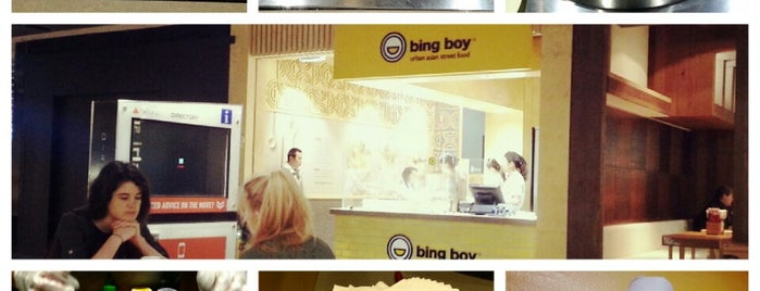 Bing Boy is one of Melbourne.