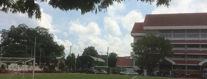 Chomsurang Upatham School is one of ช่างกุญแจอยุธยา โทร. 094 857 8777.
