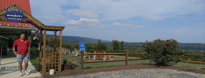 The Winery at Hunters Valley is one of Make your own wine trail.
