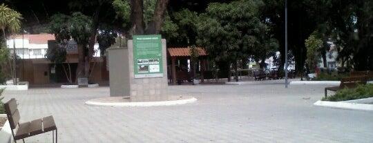 Praça Bicentenário is one of ♥.