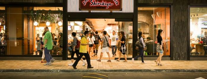 Shirokiya Japan Village Walk is one of 40 Top-Rated Food Halls in the U.S..