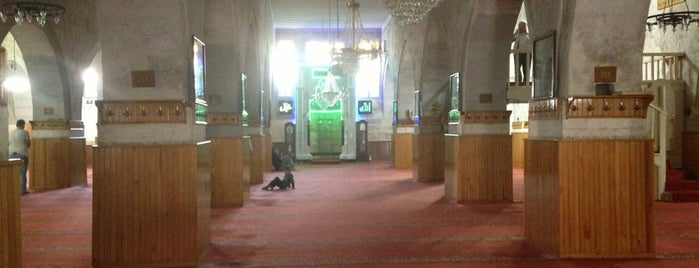 Ulu Cami is one of boggle.