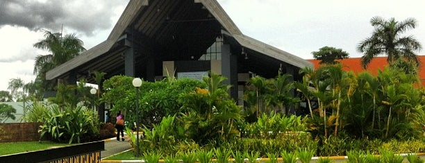 Siem Reap International Airport (REP) is one of Cambodia.