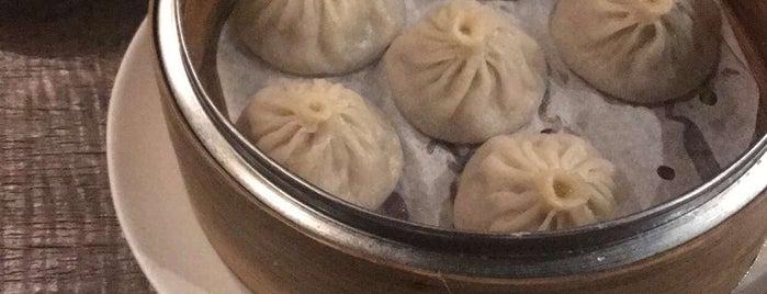 Carma Asian Tapas is one of Manhattan Food.