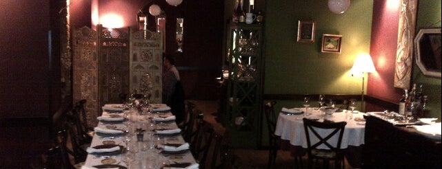 Restaurante Ca'suso is one of Restaurantes.
