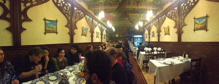 Samarkand is one of Real Cheap Eats NYC.