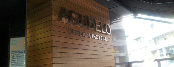 Agudelo is one of De mucho us.