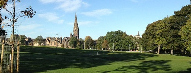 The Meadows is one of Uk places.