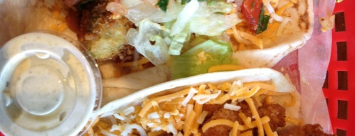 Torchy's Tacos is one of * Gr8 Mayan, Mexico City Mex & Spanish in Dal.