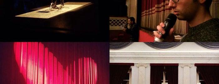 Teatro dell'Archivolto is one of Genova.