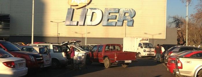 Híper Líder is one of Lider región Metropolitana.