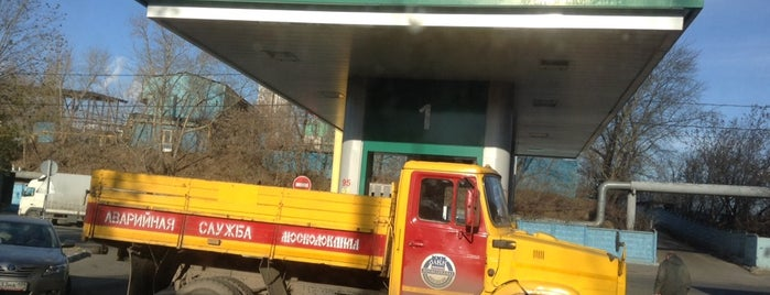 "ЕКА заправка is one of ""Клуб Скидок"": автомойки (г. Москва)."