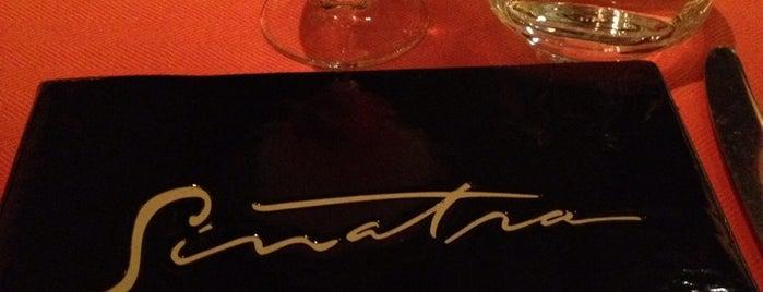 Sinatra is one of Las vegas.