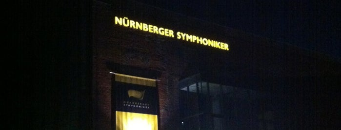 Nürnberger Symphoniker is one of Nuremberg's favourite places.