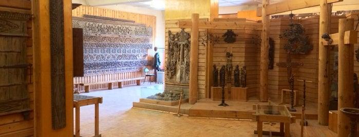 Музей истории художественных промыслов is one of Что посмотреть в Нижнем Новгороде.