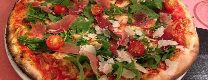 Messié Pizza is one of Una mica d'Itàlia a Barcelona.