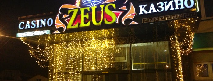 ZEUS Poker Club is one of Казино Минска.