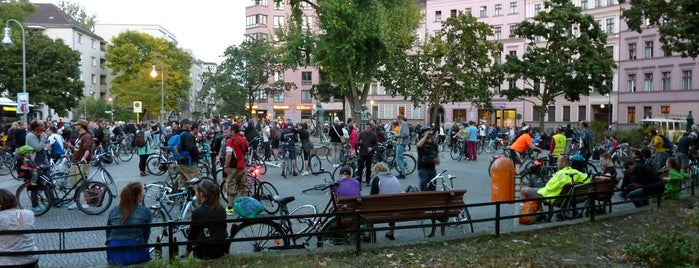 Critical Mass Berlin is one of Best sport places in Berlin.