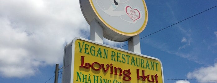 Loving Hut is one of The Only List You'll Need - Orlando.