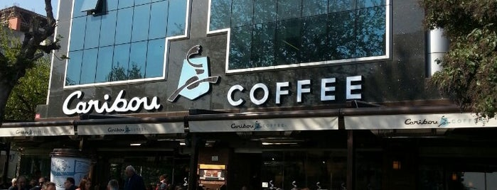 Caribou Coffee is one of Favori Mekanlar.