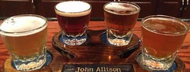 John Allison Public House is one of Places to dine.