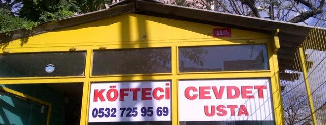 Köfteci Cevdet Usta is one of Kofte.