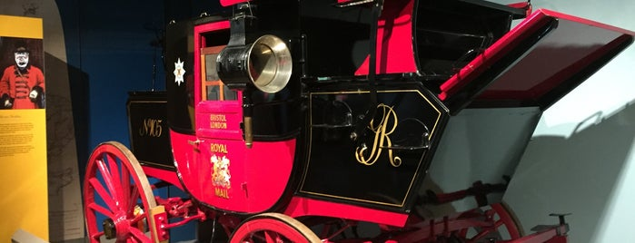 The Postal Museum is one of The 15 Best History Museums in London.