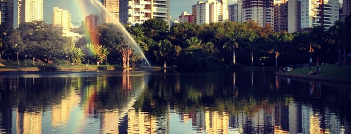 Parque Vaca Brava is one of Top 10 favorites places in Goiânia, Brasil.