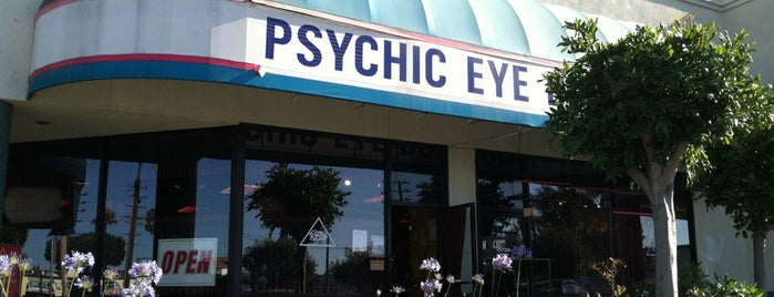 Psychic Eye Book Shops - Torrance is one of Witchy Business.