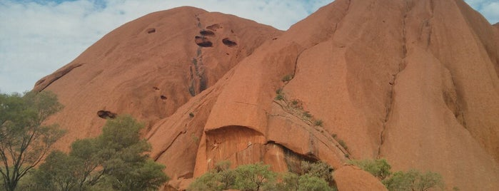 Uluru-Kata Tjuta National Park is one of To do around Australia.
