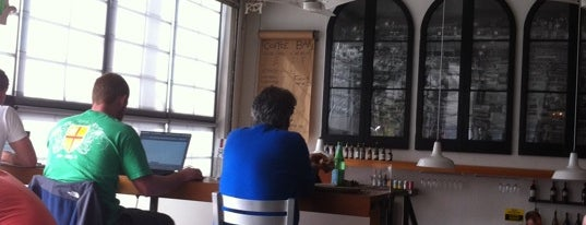 Coffee Bar is one of WiFi in San Francisco.