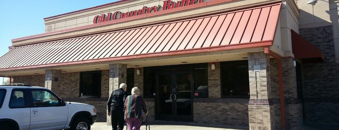 Old Country Buffet is one of Great Restaurants in Az.