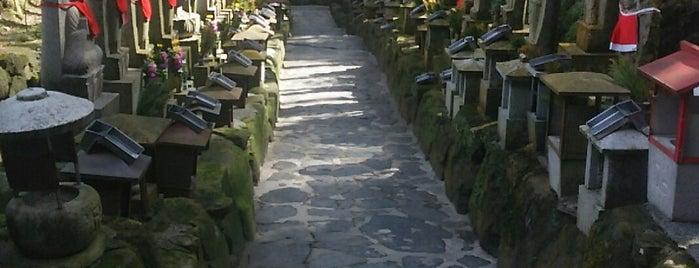 宝山寺奥の院 is one of お気に入り.