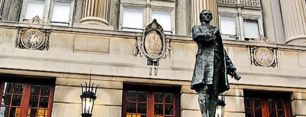 Hamilton Hall - Columbia University is one of life of learning.