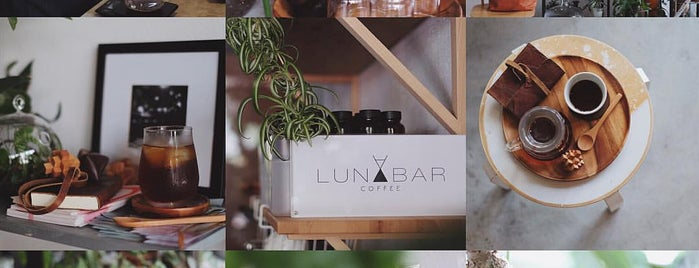Lunabar Coffee is one of cafe&restaurant.