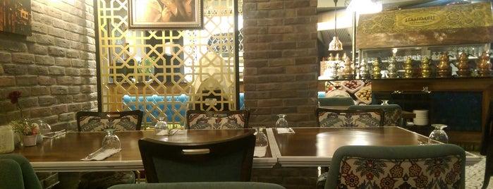 Restaurant Hanimeli is one of I ♥ Noord.