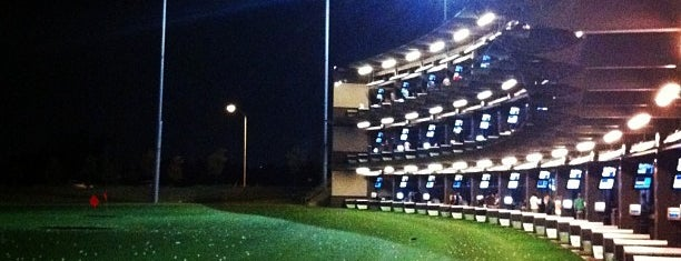 Topgolf is one of Austin.