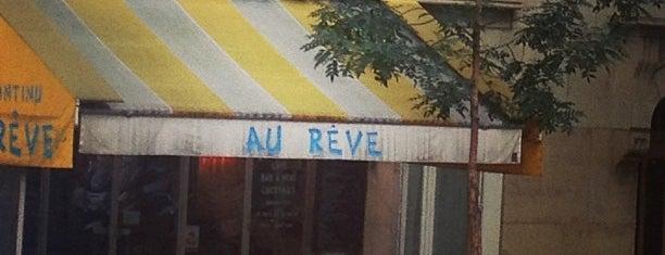 Au Rêve is one of Restos montmartre.