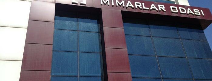 mimarlar odasi is one of Mimarlık Kurumları.