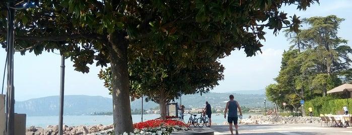 Cisano Beach is one of Veneto best places.