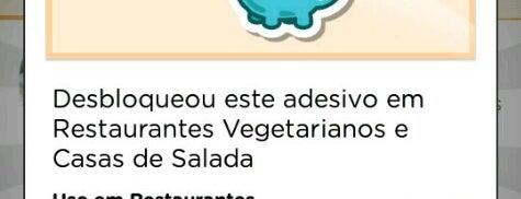 Strictly Vegetarian is one of Vegetarian/vegan eats.
