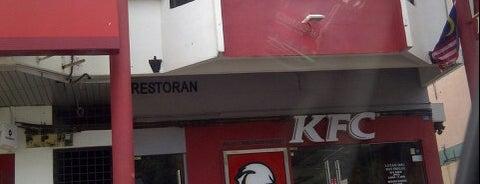 KFC Raub is one of KFC Chain, MY #1.