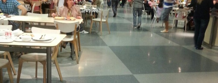 IKEA Restaurant & Cafe is one of SANDRO.