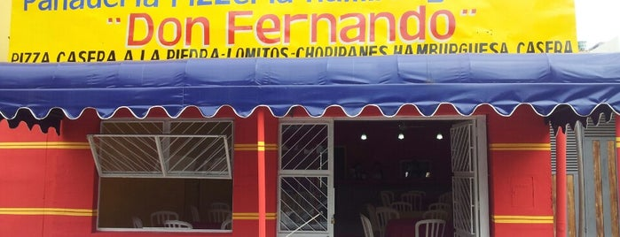 Panaderia Confiteria Don Fernando is one of yeii_roins.